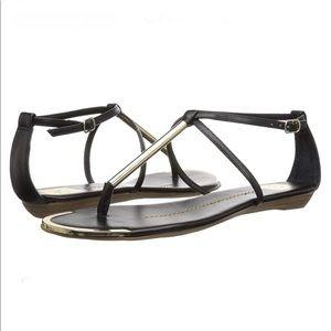 NWT Dolce Vita Black Archer Sandals 10